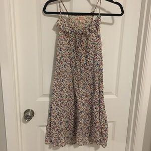 Mossimo floral dress medium.